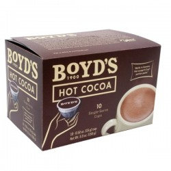 Boyd's Coffee Hot Cocoa (6x10 Ct)