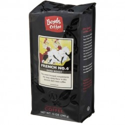 Boyds Coffee French No 6 Coffee (6 x 12 OZ)